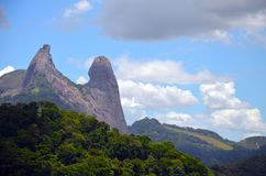 Vitoria, lo stato Espirito Santo, Brasile fotografie stock