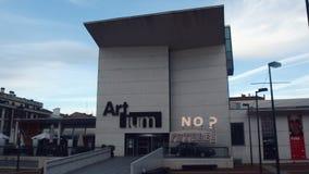 Vitoria Modern Art Museum Royalty-vrije Stock Fotografie