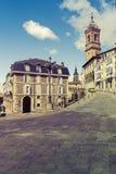 Vitoria. Old town of Vitoria - Gasteiz. Basque country Royalty Free Stock Photos