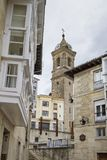 Vitoria stad Royaltyfri Bild