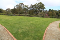 Vitoria state rose garden in melbourne,australia Royalty Free Stock Photography