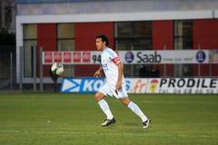 Vitorino Hilton of Olympique de Marseille Stock Photo