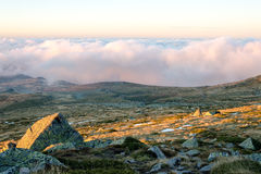 Vitosha βουνό, Βουλγαρία Στοκ εικόνα με δικαίωμα ελεύθερης χρήσης