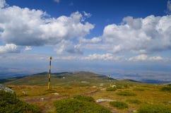Vitosha berg Arkivbild
