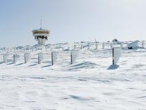 Vitosha-Berg im Schnee Lizenzfreie Stockfotografie