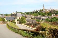 Vitré France stock photography