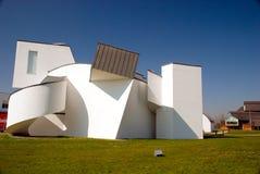 Vitra Auslegung-Museum durch Frank Gehry Stockfoto