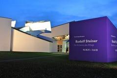 Vitra Auslegung-Museum durch Frank Gehry Stockbild