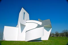Vitra Design Museum by Frank Gehry Royalty Free Stock Photos