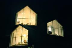 Vitra Haus durch Herzog und de Meuron Lizenzfreies Stockfoto