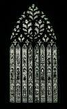 Vitral en la iglesia de monasterio de York - el corazón de Yorkshire Fotos de archivo libres de regalías