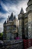 Vitre, Γαλλία Στοκ εικόνες με δικαίωμα ελεύθερης χρήσης