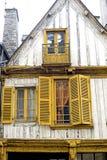 Vitre, Бретан Стоковое Фото