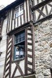 Vitre, Bretaña Fotos de archivo libres de regalías