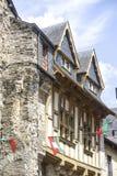 Vitre, Bretaña Fotografía de archivo libre de regalías