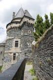Vitre, Bretagne Stockfoto