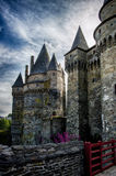 Vitre, France Royalty Free Stock Images
