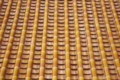 Vitreous tile array, horizontal Royalty Free Stock Photography