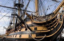 Vitória do HMS Imagem de Stock Royalty Free