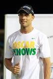 Vitórias de Oscar Pistorius Imagens de Stock Royalty Free