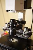 In Vitro Lab Microscope Equipment Stock Images