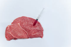 In Vitro Meat, Cultured Meat, Lab-grown meat,beef Royalty Free Stock Photography