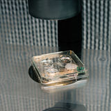In-vitrodüngungs-Prozessabschluß oben Ausrüstung auf Labor der Düngung, IVF Lizenzfreie Stockfotos