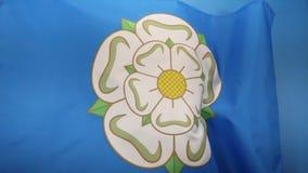 Vitros av Yorkshire - Förenade kungariket vektor illustrationer