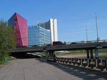 Vitryssland Minsk Arkivbild