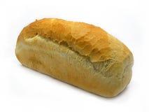 Vitt bröd Arkivfoto