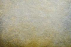 Vitt gulaktigt papper royaltyfri foto
