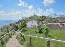 Vitt, Kap Arkona, νησί Ruegen, Γερμανία Στοκ φωτογραφίες με δικαίωμα ελεύθερης χρήσης
