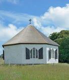 Vitt, Kap Arkona, isola di Ruegen, Mar Baltico, Germania Fotografia Stock Libera da Diritti
