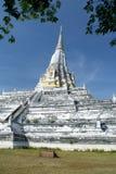 Vitt tempel Royaltyfri Foto