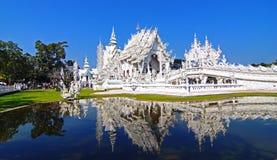 Vitt tempel Fotografering för Bildbyråer