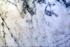 Vitt texturabstrakt begrepp för marmor som är naturligt på bakgrund Royaltyfria Foton