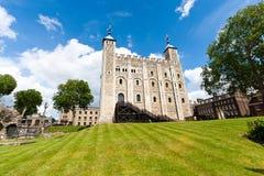 Vitt torn, London Royaltyfri Foto