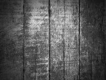 vitt trä för svart vägg Arkivbilder