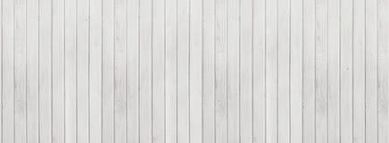 Vitt trä för tappning eller grungy bakgrund Trägammal textur som en retro modellorientering arkivbilder