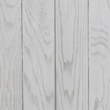 Vitt trä texturerad fyrkantig bakgrund Arkivfoto