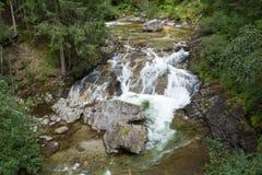 Vitt vatten Arkivbilder