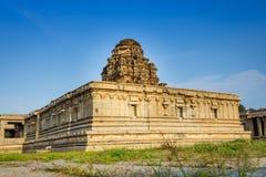 Vittala寺庙 免版税图库摄影