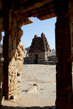Vittala temple in Hampi. Royalty Free Stock Images