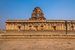 Vittala temple in Hampi Stock Images