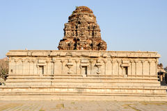 Vittala temple at Hampi Royalty Free Stock Photography