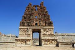 Vittalla temple in Hampi, Karnataka Royalty Free Stock Image