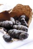 Vittelotte potatoes Stock Photos