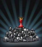 Vittoria royalty illustrazione gratis