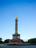 vittoria della colonna di Berlino Fotografie Stock