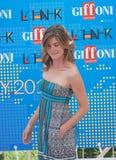 Vittoria Puccini al Giffoni Film Festival 2011 Immagini Stock